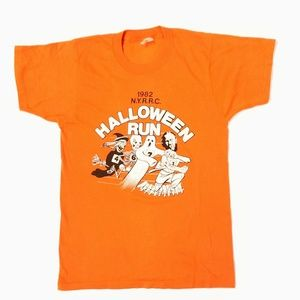 Other - Vintage 1982 NYC Road Runners Halloween Run Shirt